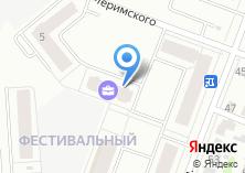 Компания «ПМК-3» на карте