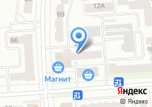 Компания «Пиалче» на карте