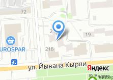 Компания «Мариэнергосбыт» на карте
