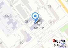 Компания «МОСИ» на карте