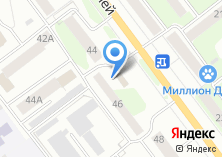 Компания «СпецСнабжение» на карте
