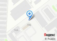 Компания «СТО 12» на карте