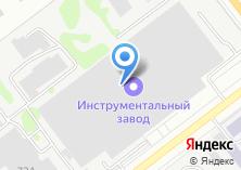 Компания «ВИЗИОН» на карте