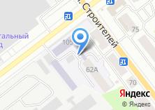Компания «Торгово-технологический колледж» на карте