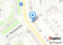 Компания «Сокрытое сокровище» на карте