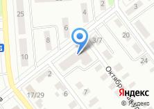 Компания «ORANGE BABY» на карте