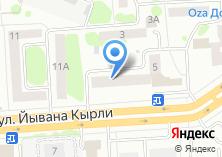 Компания «Лея» на карте
