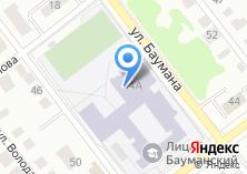 Компания «Лицей Бауманский» на карте