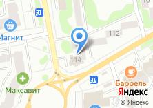 Компания «Орнамент» на карте