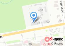 Компания «Районные электросети» на карте