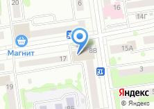 Компания «Двери города» на карте
