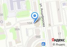 Компания «Саттва» на карте