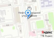 Компания «СИП» на карте