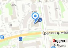 Компания «ПРОМТЕК» на карте