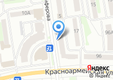 Компания «Нуга Бест» на карте