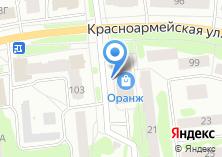 Компания «Строящееся административное здание по ул. Анциферова» на карте