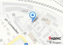 Компания «Авторазбор» на карте