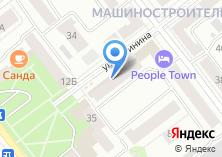 Компания «Комплекс-Бар» на карте
