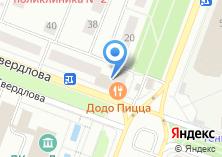 Компания «Учколлектор» на карте