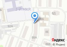 Компания «Чонаш» на карте