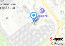 Компания «Автострада» на карте
