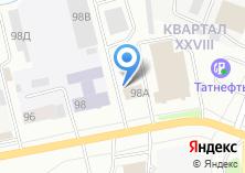 Компания «ПМК-5» на карте