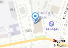 Компания «IVIMART» на карте