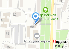 Компания «Финконтроль» на карте