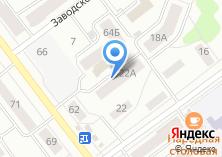 Компания «Аркада» на карте