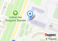 Компания «Марийский государственный университет» на карте