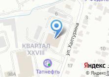 Компания «Автодвор» на карте