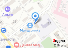 Компания «Окна фаворит» на карте
