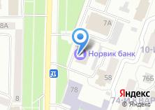 Компания «Промлизинг» на карте
