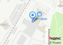 Компания «Maxxis» на карте