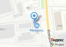 Компания «Шинный сервис» на карте
