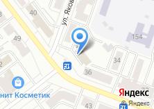 Компания «ДИН-А» на карте