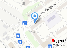 Компания «Управление Министерства юстиции Российской Федерации по Республике Марий Эл» на карте