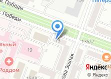 Компания «Шакира» на карте