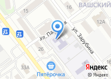Компания «Детский сад №33 Колосок» на карте