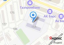 Компания «Лицей им. М.В.Ломоносова» на карте