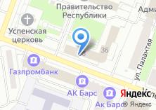 Компания «Министерство финансов» на карте