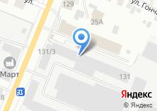 Компания «Аргус салон-магазин» на карте