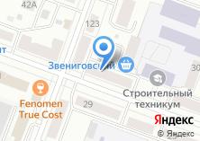 Компания «Сашенька» на карте