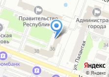Компания «Министерство образования и науки» на карте