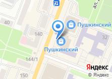 Компания «Юнисеть» на карте
