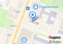 Компания «Детская школа искусств им. П.И. Чайковского» на карте