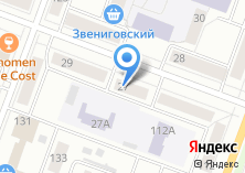 Компания «Адвокатский кабинет Кожанова В.Н» на карте