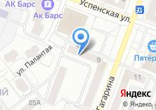 Компания «Трактир на Успенской» на карте