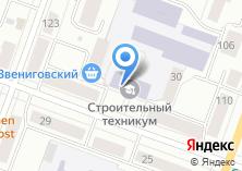 Компания «Йошкар-Олинский строительный техникум» на карте