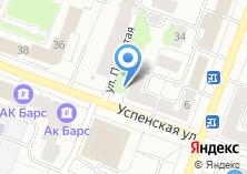 Компания «Юрбизнесцентр» на карте
